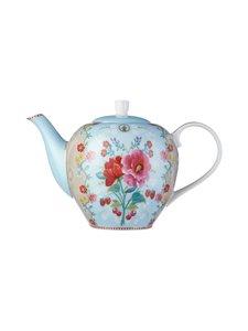 PIP Studio - Floral-teekannu 1600 ml - BLUE | Stockmann