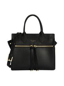 Ted Baker London - Reginaa Zip Detail Small Tote Bag -nahkalaukku - 00 BLACK | Stockmann