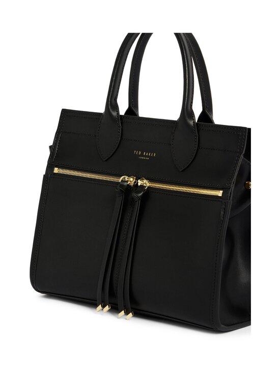Ted Baker London - Reginaa Zip Detail Small Tote Bag -nahkalaukku - 00 BLACK | Stockmann - photo 3