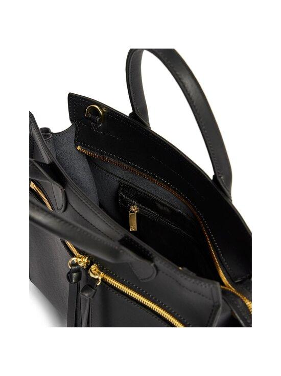 Ted Baker London - Reginaa Zip Detail Small Tote Bag -nahkalaukku - 00 BLACK | Stockmann - photo 4