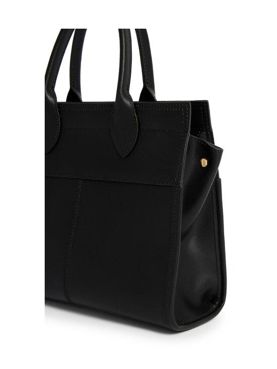 Ted Baker London - Reginaa Zip Detail Small Tote Bag -nahkalaukku - 00 BLACK | Stockmann - photo 5