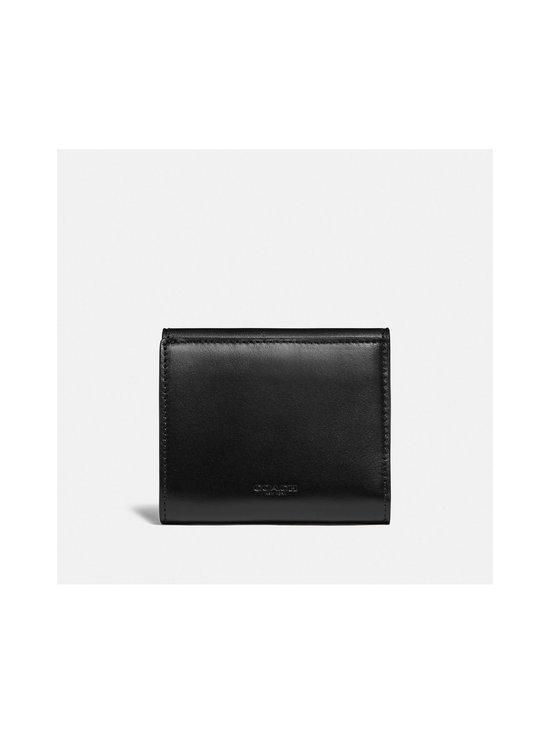 Coach - Tabby Small Wallet in Colorblock Signature Canvas -lompakko - B4/TAN BLACK | Stockmann - photo 2