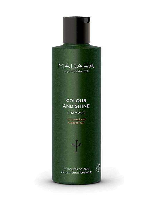 Madara - Colour and Shine -shampoo värjätyille hiuksille 250 ml | Stockmann - photo 1