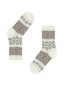Falke - Winter Holiday -sukat - 2040 OFF-WHITE | Stockmann