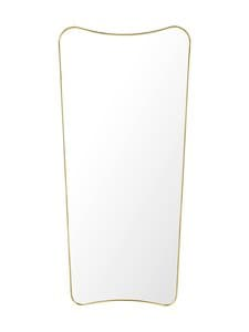 Gubi - F.A. 33 -peili 70 x 146 cm - POLISHED BRASS | Stockmann