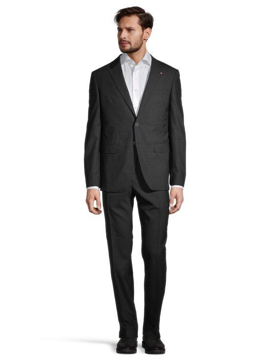 Tommy Hilfiger Tailored - Slim Fit FKS -puku - 0GL BLACK/CHARCOAL | Stockmann - photo 2