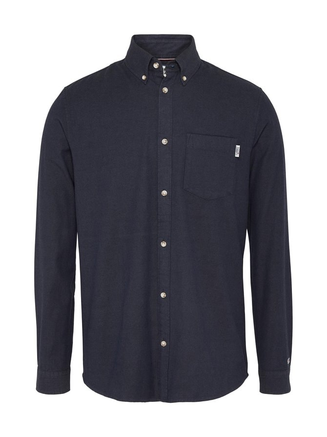 Pure Cotton Comfort Fit Oxford Shirt -kauluspaita