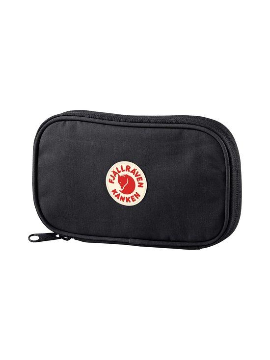 Fjällräven - Kånken Travel Wallet -lompakko - 550 BLACK | Stockmann - photo 1