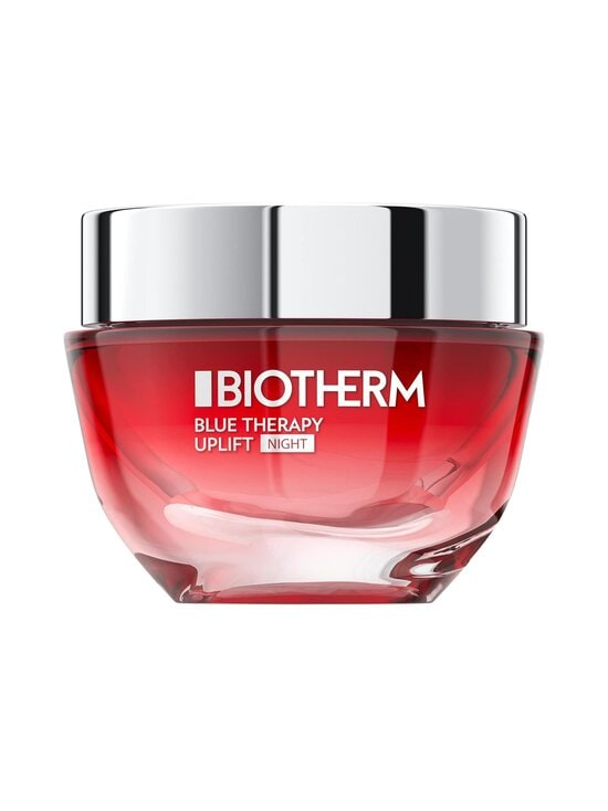 Biotherm - Blue Therapy Red Algae Night -yövoide 50 ml - PUNAINEN   Stockmann - photo 1