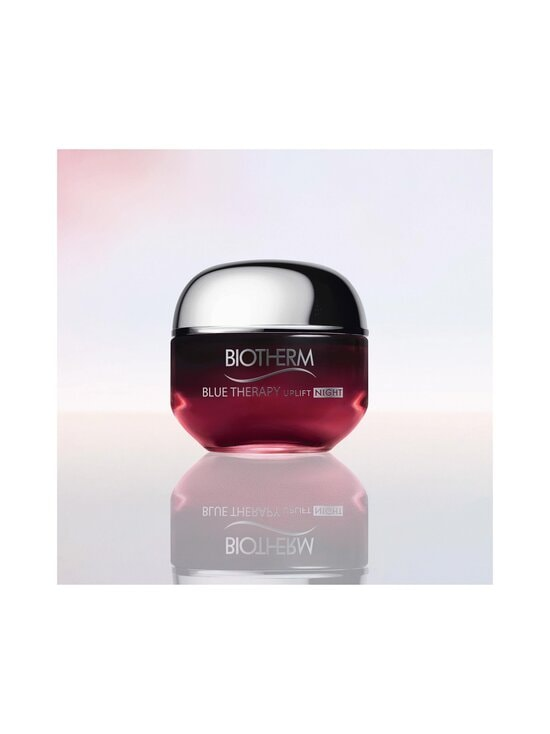 Biotherm - Blue Therapy Red Algae Night -yövoide 50 ml - PUNAINEN   Stockmann - photo 6