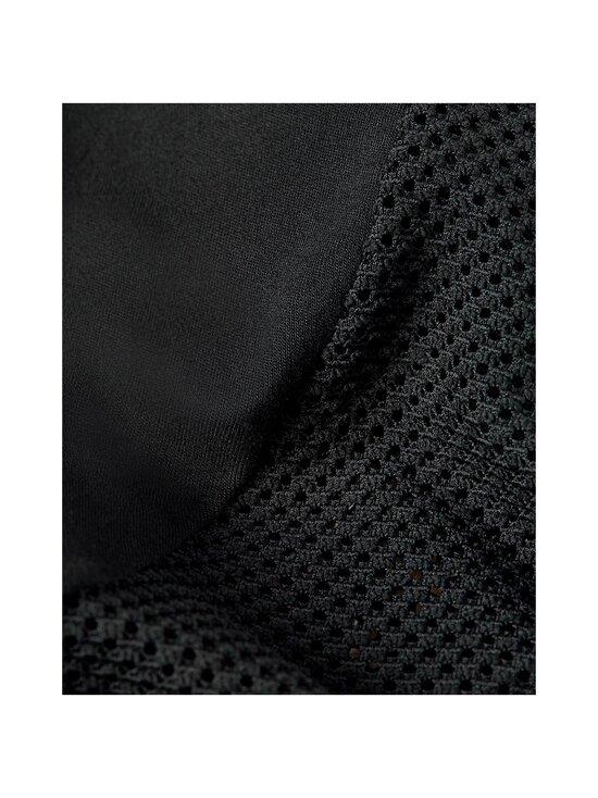 Calvin Klein Performance - Mesh Back Cropp -paita - BLACK   Stockmann - photo 3