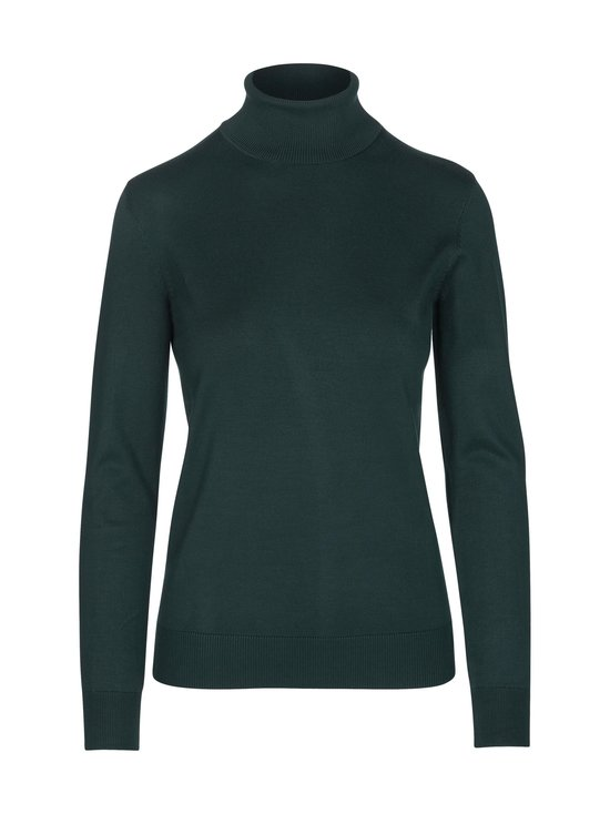 cut & pret - Conte-pooloneule - SOLID PETROL GREEN | Stockmann - photo 1