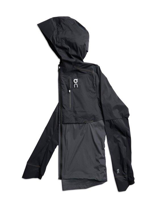 ON - Weather Jacket -takki - MUSTA | Stockmann - photo 1
