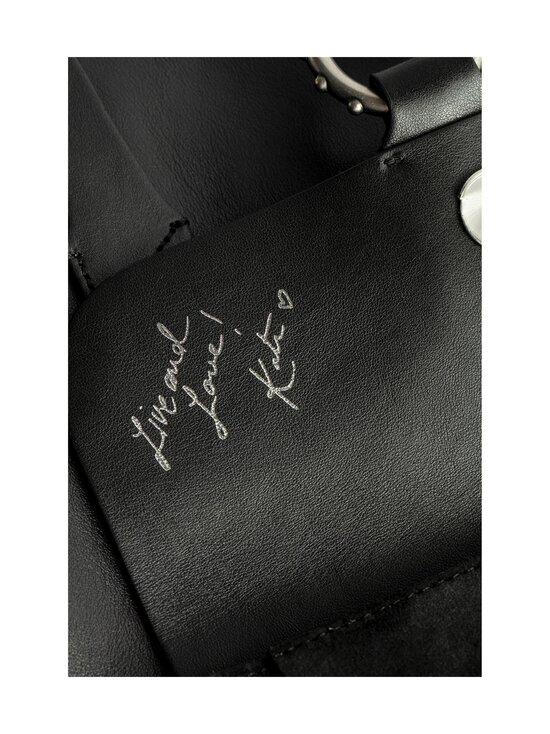 Zadig&Voltaire - Kate Shopper -nahkalaukku - NOIR BLACK   Stockmann - photo 5
