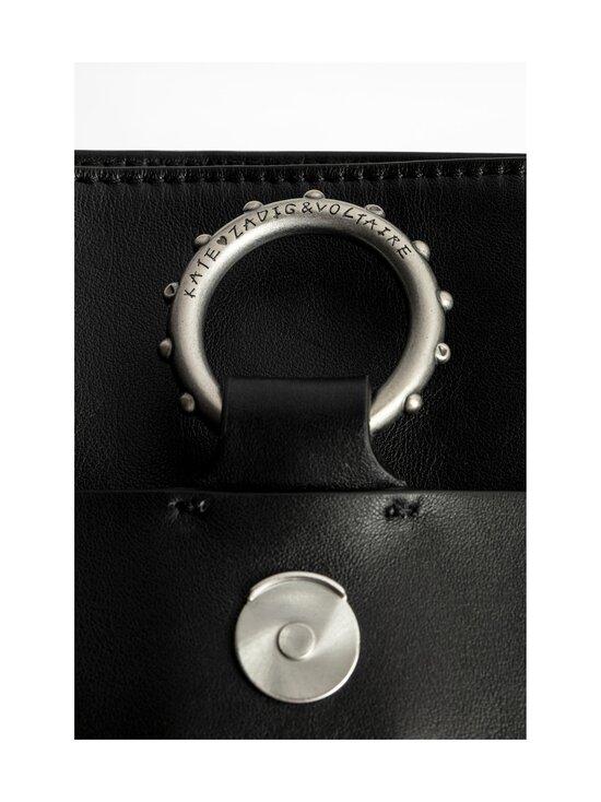 Zadig&Voltaire - Kate Shopper -nahkalaukku - NOIR BLACK   Stockmann - photo 6