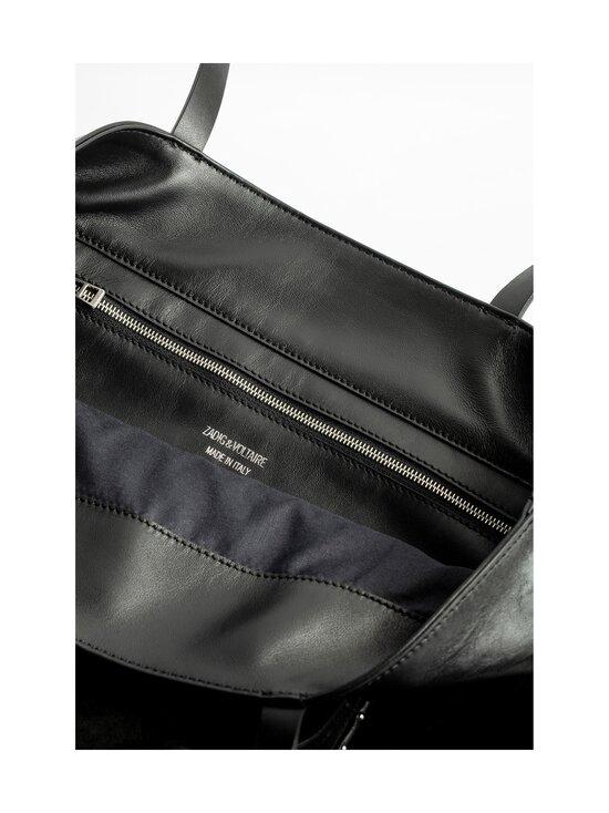 Zadig&Voltaire - Kate Shopper -nahkalaukku - NOIR BLACK   Stockmann - photo 8