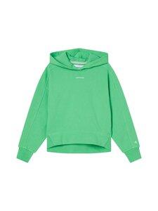 Calvin Klein Jeans - MICRO BRANDING HOODIE -huppari - LYQ ACID GREEN | Stockmann