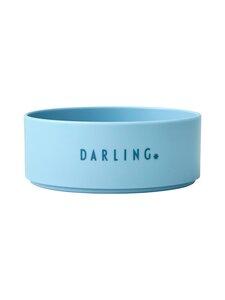 Design Letters - Mini Favourite Bowl -kulho 300 ml - LIGHT BLUE   Stockmann