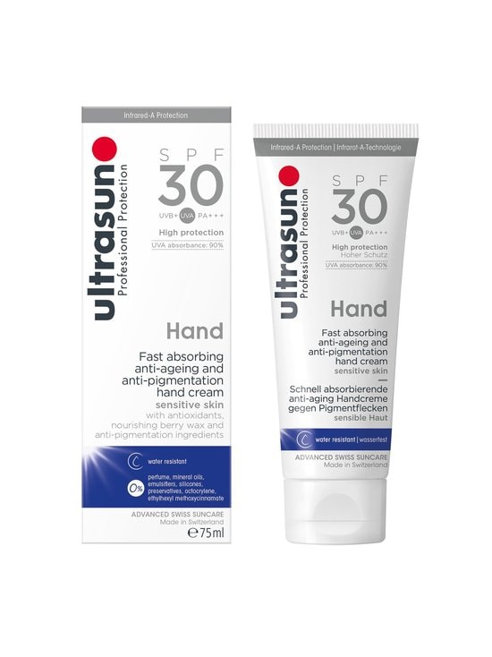 Ultrasun - Hand Anti-Pigmentation SPF 30 -käsivoide 50 ml - null | Stockmann - photo 1