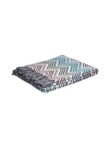 Missoni Home - Perseo-huopa 130 x 190 cm - MONIVÄRINEN | Stockmann