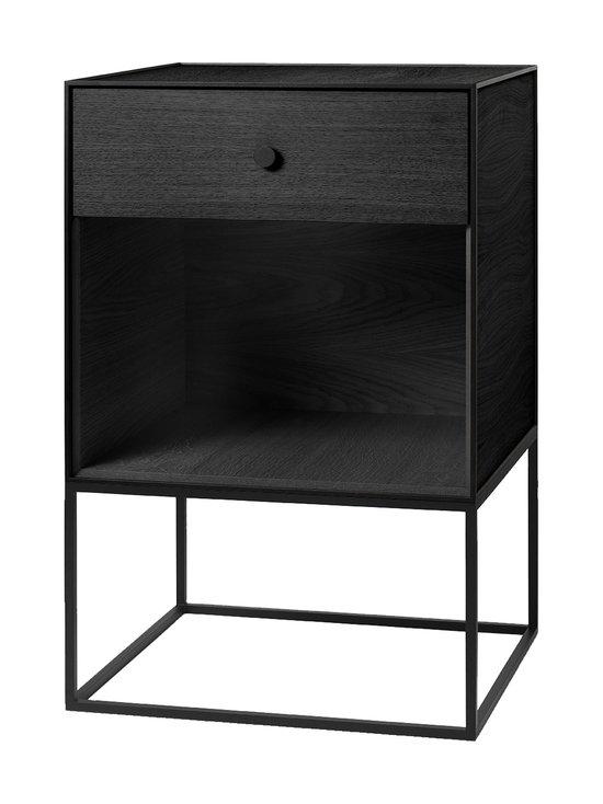 By Lassen - Frame Sideboard 49 -sivupöytä - BLACK STAINED ASH | Stockmann - photo 1