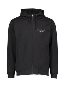 Makia - Makia x Rapala Silverback Hooded Sweatshirt -huppari - M40001 BLACK | Stockmann
