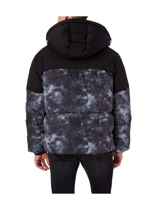 Calvin Klein Jeans - Cloud Print Puffer -toppatakki - BEH CK BLACK   Stockmann - photo 4