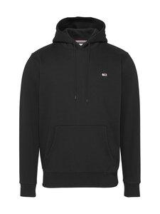 Tommy Jeans - Tjm Regular Fleece Hoodie -huppari - BDS BLACK | Stockmann