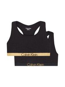 Calvin Klein Kids - Bralette-toppi 2-pack - BEH PVH BLACK | Stockmann