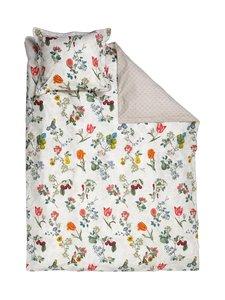 PIP Studio - Cherry Pip -pussilakana ja tyynyliina 150 x 210 + 50 x 60 cm - STAR WHITE (VALKOINEN) | Stockmann
