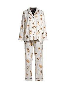 Pj Salvage - Dog Mama -pyjama - IVORY 102 | Stockmann