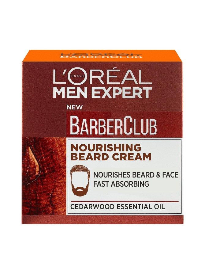 Men Expert Barber Club Nourishing Beard Cream -partavoide 50 ml