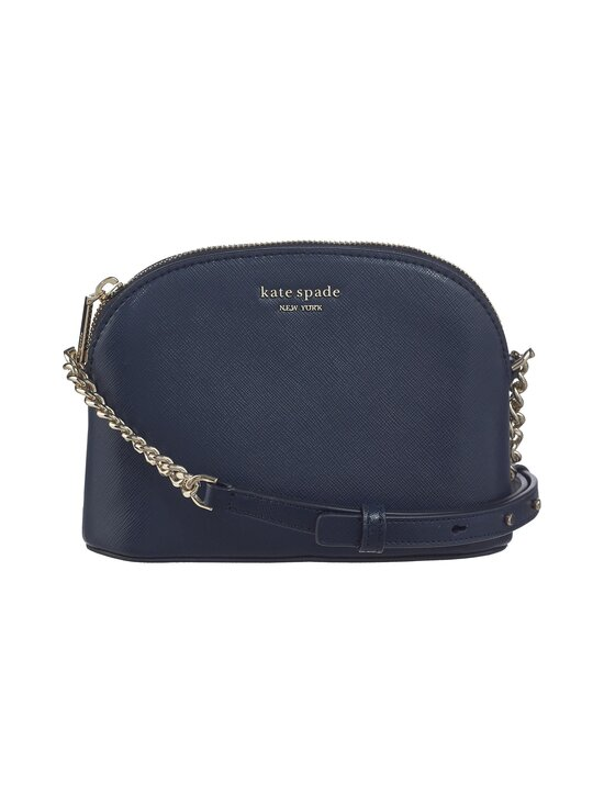 kate spade new york - Spencer Small Dome Crossbody -nahkalaukku - 563U NIGHTCAP | Stockmann - photo 1