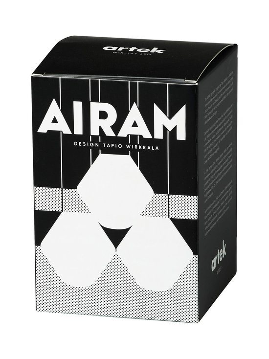 Airam - LED 6W/830 WIR-105 E27 -lamppu - WHITE | Stockmann - photo 2