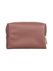 Villa Stockmann - Flavia Pouch Bag Medium -kosmetiikkalaukku - DARK DUSTY PINK | Stockmann