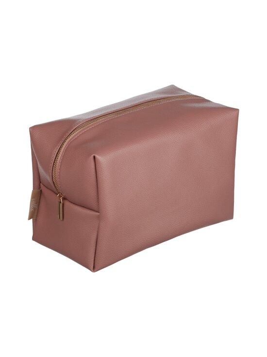 Villa Stockmann - Flavia Pouch Bag Medium -kosmetiikkalaukku - DARK DUSTY PINK | Stockmann - photo 2