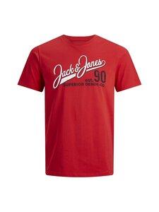 JACK & JONES junior - JJELOGO-paita - TRUE RED | Stockmann