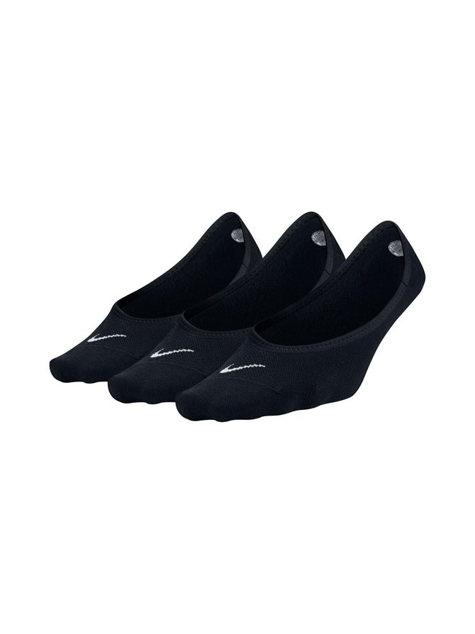 Lightweight No-Show -sukat 3-pack