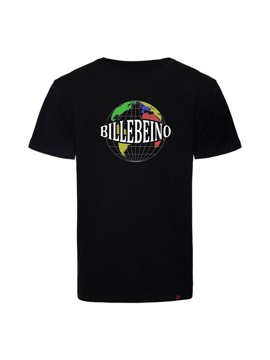 BILLEBEINO - World T-shirt -paita - 99 BLACK | Stockmann - photo 1