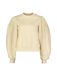 NA-KD - Puff Sleeve -paita - BEIGE | Stockmann