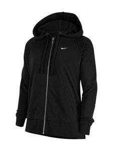 Nike - Dry Get Fit -urheilutoppi - 010 BLACK/WHITE | Stockmann