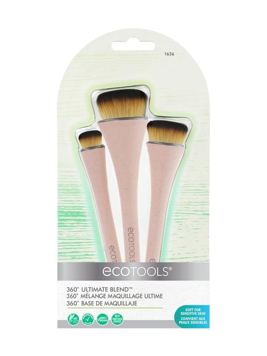 Eco Tools - 360 Ultimate Blend -meikkisivellinpakkaus - NOCOL | Stockmann - photo 1
