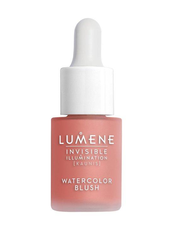 Lumene - Lumene Invisible Illumination Liquid Blush -poskipunapisarat 15 ml - CORAL BLOOM | Stockmann - photo 1