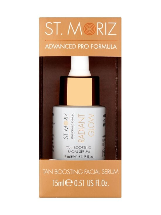 St. Moriz - Tan Boosting Face Serum -itseruskettava seerumi 15 ml - RUSKEA | Stockmann - photo 1