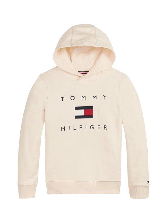 Tommy Hilfiger - TH Logo -huppari - Z00 IVORY PETAL   Stockmann - photo 1