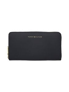 Tommy Hilfiger - Soft Turnlock Large Wallet -lompakko - CJM SKY CAPTAIN | Stockmann