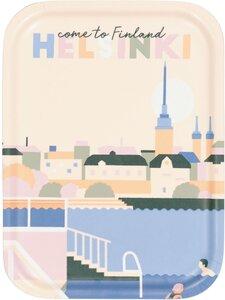 Come to Finland - CTF Come to Helsinki -tarjotin - MULITCOLOURED | Stockmann