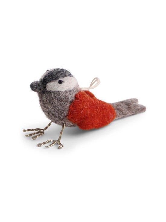 Én Gry & Sif - Rusty Bird -koriste - RUSTY RED   Stockmann - photo 1