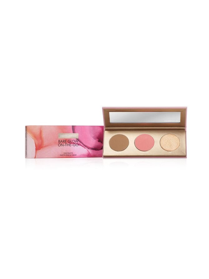 Bare Glow On-The-Go Face Palette -paletti