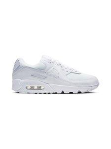 Nike - Air Max 90 -sneakerit - WHITE/WHITE-WHITE-WOLF GREY   Stockmann